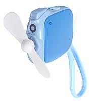 Мини-увлажнитель Портативный охлаждающий вентилятор USB Аккумуляторный ручной Туман Опрыскиватель для воды