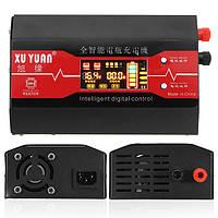 12-24V 64AH-200AH Интеллектуальное быстрое цифровое зарядное устройство Дисплей для вилочного погрузчика Van мотоцикл Зарядка