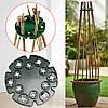 Wigwam Cane Grip Bamboo Climbing Растение Подставка для лотков для виноградных ложек для лозы Пластина 1TopShop, фото 2