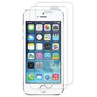 2PackBakeey0,26мм9H Устойчивый к царапинам закаленный стеклянный протектор экрана для iPhone 5/5s/SE