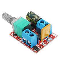 10Pcs 5V-30V DC PWM Контроллер скорости Mini Electrical Мотор Переключатель управления LED Модуль диммера-1TopShop, фото 2