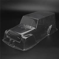 1:10 Шкала RC Crawler Авто D90 Корпус Корпус Жесткий пластик Прозрачный ПВХ Восхождение Авто