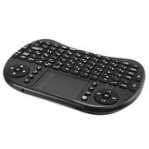 Ipazzport I8 2.4G Беспроводная иврит версия Перезаряжаемая мини-камера Клавиатура Touchpad Airmouse 1TopShop, фото 3