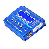 B6 Мини 80W цивровая DC Батарея Зарядное устройство для аккумулятора XT60 штепселя