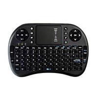 Ipazzport I8 2.4G Беспроводная русская версия Перезаряжаемая мини-камера Клавиатура Touchpad Airmouse