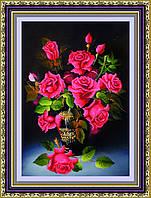 """Набор для рисования стразами """"Розы"""""""
