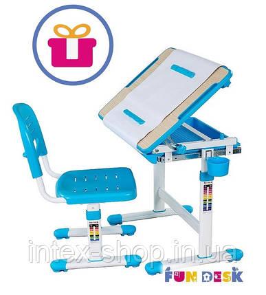 Детская парта и стульчик для дома FunDesk Bambino, фото 2