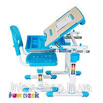 Детская парта и стульчик для дома FunDesk Bambino, фото 3