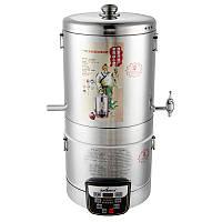 220V 10000mL Спиртовой дистиллятор Moonshine Этанол Медь все еще 304 Нержавеющий котел Главная Пивоварение