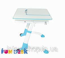 Парта-трансформер для школьника FunDesk Amare Blue, фото 2