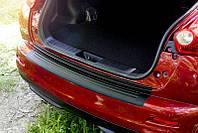 Накладка на задний бампер Nissan Juke 2010-2014 (YF15) (Нисан Жук)