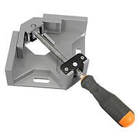 MYTEC Литье под давлением из алюминиевого сплава Угол 90 градусов Зажим Рабочий стол для правой руки