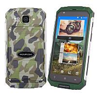 MAFAM V9+5.0-inch 3000mAh GPS 8GB ROM Quad Core Dual Sim Outdooors Прочный Смартфон