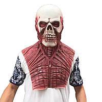 ХэллоуинЧужойзомбиДьяволЛатексМаска Костюмы Страшный карнавал для Для взрослых Голова Кровавый Ужас