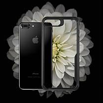 Анти Отпечаток пальца прозрачный прозрачный Soft TPU Чехол Обложка для iPhone 6Plus / 6sPlus / 7Plus / 8Plus, фото 3