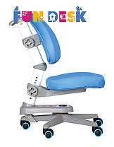 Комп'ютерне крісло FunDesk SST10 Blue, фото 2