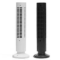 5V 2.5W Мини Портативный USB-охладитель Кондиционер Очиститель Башня Bladeless Настольный вентилятор