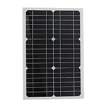 Elfeland® EL-07 18V 20W 42x28x0.25cm Semi Flexible Солнечная Панель с солнечной батареей+3M Кабель, фото 2