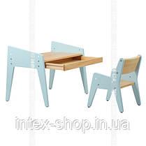 Дитячий стіл і стілець FUNDESK OMINO, фото 2