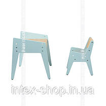 Детский стол и стул FUNDESK OMINO, фото 2