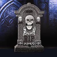 Хэллоуин Голосовой и сенсорный контроль Ужас Симуляция Электрические надгробные плиты для баров Призрачные дома Ужас Сцены Партия макета