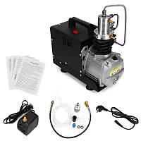 110V/220V 30Mpa электрический компрессор высокого давления Насос PCP электрический воздух Насос черный
