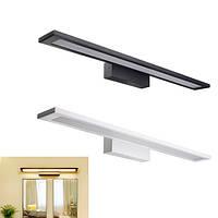 11W Современный LED Настенный светильник Ванная комната Зеркальный настенный шкаф 55CM Лампа AC85-265V