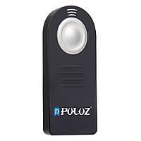PULUZ PU6501 Беспроводная связь IR Дистанционное Управление Спуск затвора для DSLR / SLR камера