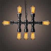 E27 Ретро Винтаж Эдисон Промышленный Кулон Висячие люстры Свет потолочные светильники