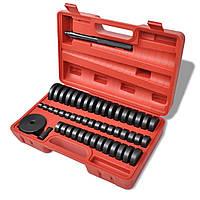 51in1 Инструмент Пользовательский подшипник уплотнения подшипника втулки Press Repair Disc 18-65mm