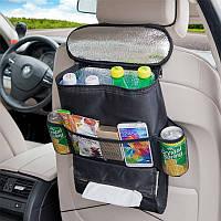 KCASA KC-KS03 Авто Хранение Сумка Бумага для пищевых продуктов Бумажные полотенца Органайзер Контейнерный обед для пикника Обед Сумка Ice Cooler