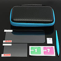 EVA Carrying Чехол Сумка Screen Protector Stylus Set для Nintendo New 2DS XL LL