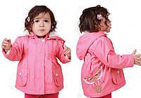 РАСПРОДАЖА. Демисезонная курточка COCCOBELLO, 80, 98 размер. НОВАЯ