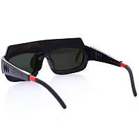 Автоматическая переменная лампа Очки Защита окуляра Сварка Аргоновая дуговая сварка УФ-защита