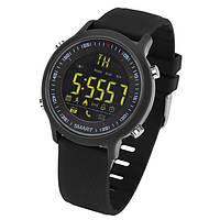 BakeeyEX18СонФитнесШагомердля напоминания о следящем шаге Bluetooth Smart Watch для IOS Android