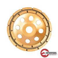Intertool CT-6115 Фреза торцевая алмазная 115х22.2 мм