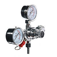 Двойной калибр Co2 Regulator Heavy Duty Pro Series Проект пива Home Brew Kegerator