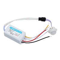 AC220V Инфракрасное движение PIR Датчик Переключатель для потолочного освещения Светодиодный Лампа