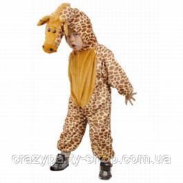 Прокат в Луцке Костюм карнавальный Жираф 1-1 72cfac613ef87