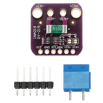 GY-INA219 Высокоточный I2C цифровой Датчик тока 1TopShop, фото 2