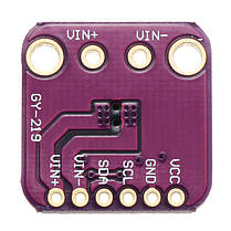 GY-INA219 Высокоточный I2C цифровой Датчик тока 1TopShop, фото 3