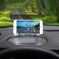 Многофункциональный Авто Non Slip Mat Pad DIY Номер Dashboard Настольная подставка для телефона