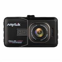 AnytekA98АвтоВидеорегистраторAutoАвто камера 1080P Dash Cam Видеорегистратор видео Recorder