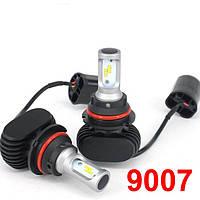 Светодиодные LED лампы головного света 9007 HB5 Seoul 8000Lm 25Watt