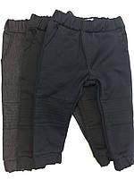 Детские джинсы для мальчика на флисе  . Размеры: 122-146