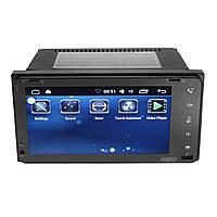 7дюймовHDДвухъядерныйсенсорныйэкран Авто MP5 FM / AM GPS Bluetooth Проигрыватель Авто DVD-плеер