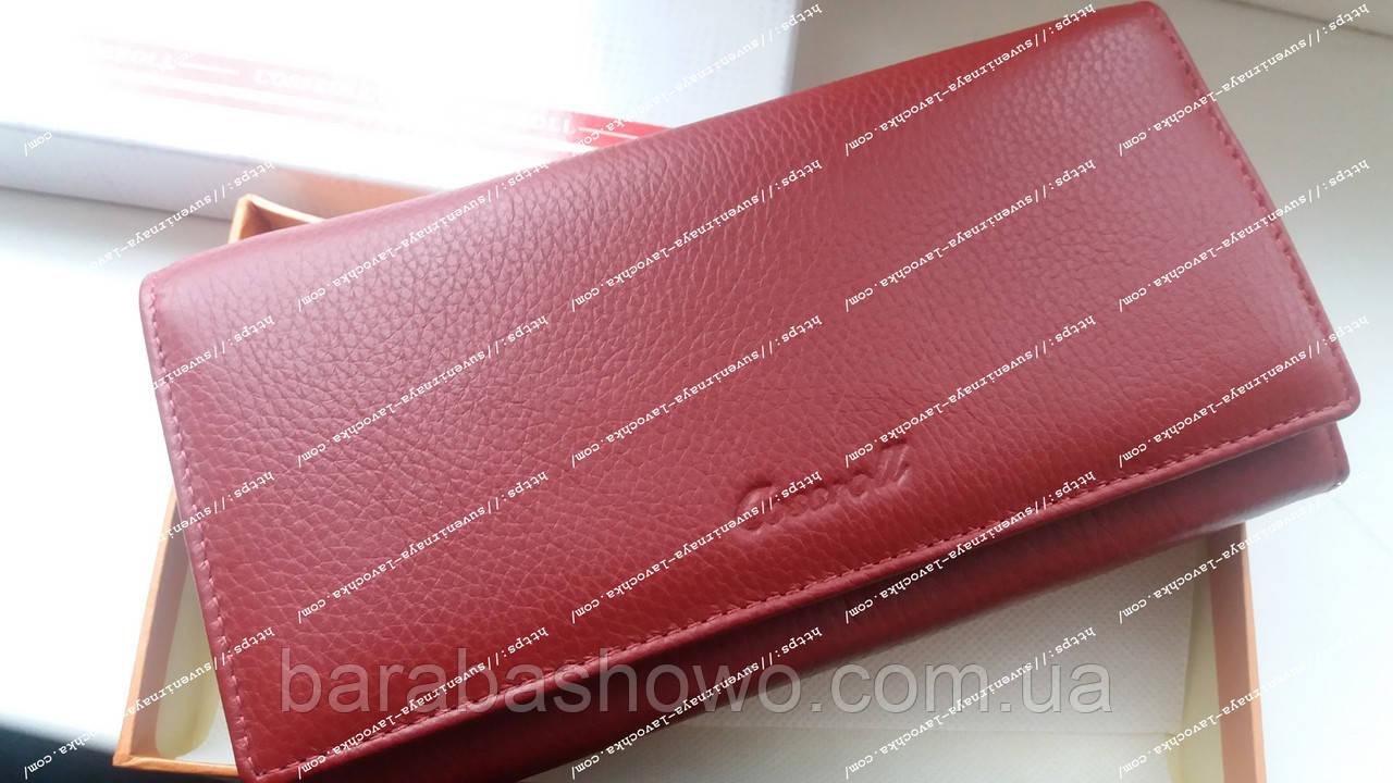 Модний жіночий гаманець Cossroll натуральна шкіра