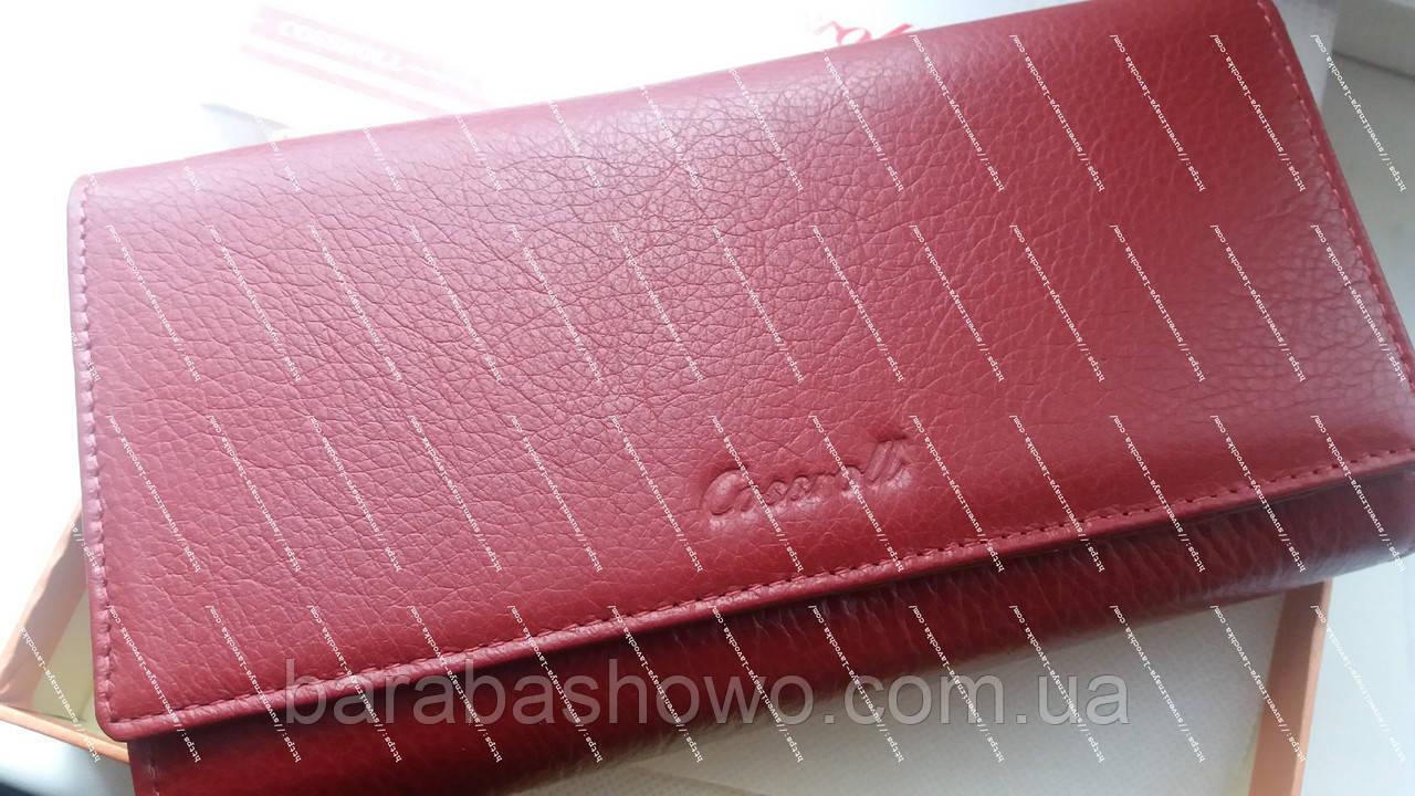 Модний жіночий гаманець Cossroll натуралка, фірмовий