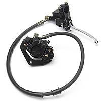 Передний гидравлический тормозной суппорт для 50cc 70cc 110cc 125cc Dirt Pit Bikes