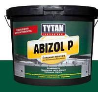 TYTAN Abizol P 10л (9кг), битумная мастика для бесшовной гидроизоляции